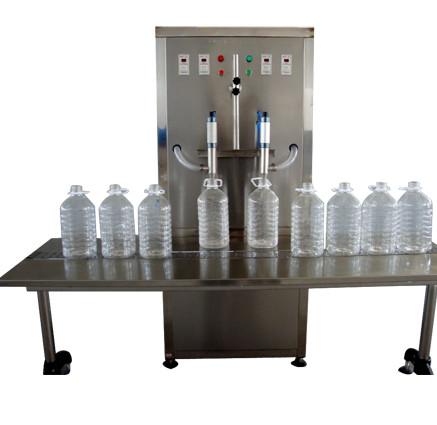 CJ-D2半自动液体定量灌装机