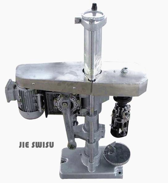 液体半自动旋盖机