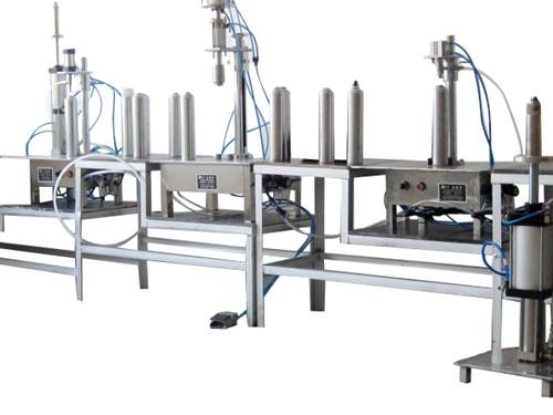 供应各种自动化灌装机械 气雾剂灌装设备