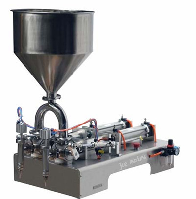 浆料膏体灌装机