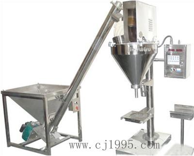 CJ-HD螺旋式粉体称重定量灌装机