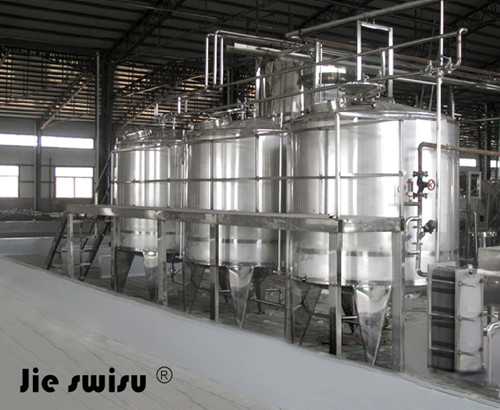 玻璃水防冻液生产线