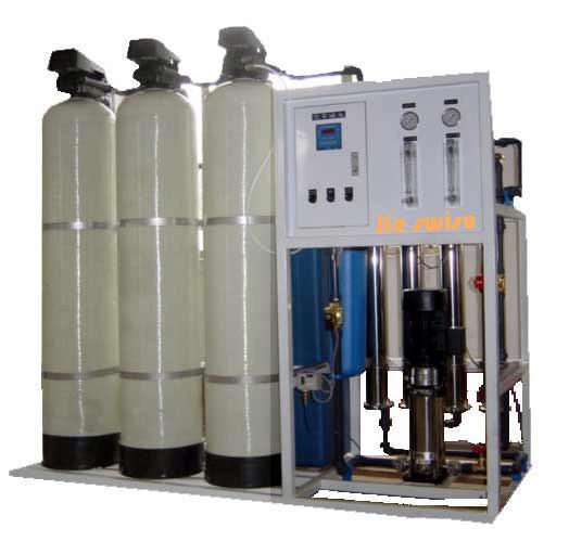 液体产品反渗透纯水处理设备