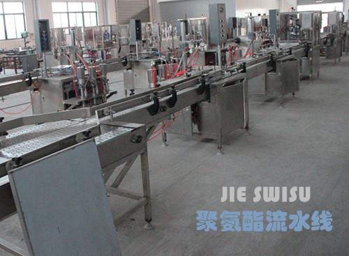 聚氨酯发泡剂生产线