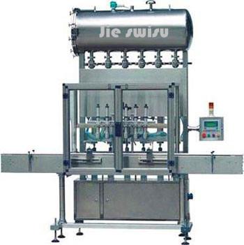 CJ-D2流水线液体定量灌装机