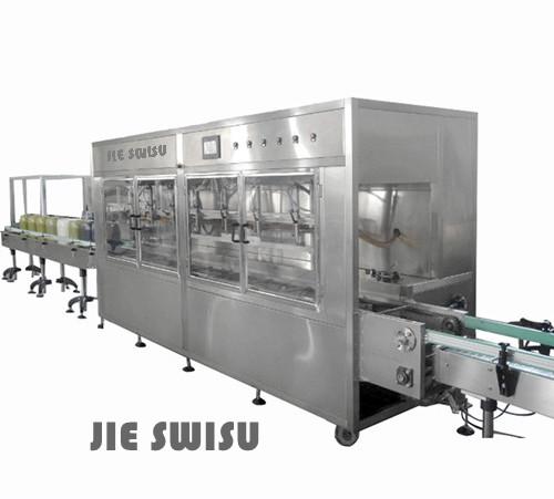 CJ-D3防冻液自动化液体灌装线